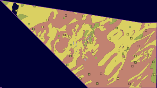 Map showing South of Celtic Deep Marine Protected Area and linking to the MPA mapper