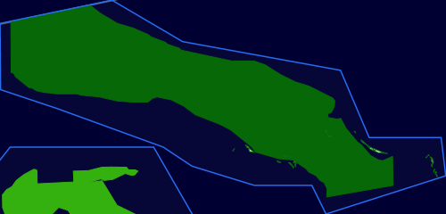 Map showing Wyville Thomson Ridge Marine Protected Area and linking to the MPA mapper